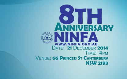 NINFA 8th anniversary 2014