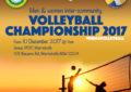 NINFA men & women volleyball championship