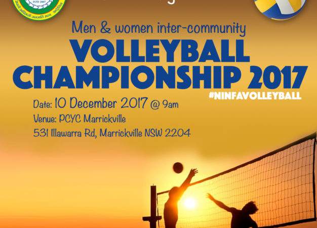NINFA men & women volleyball championship