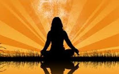 Ramadev Yoga Session by NINFA
